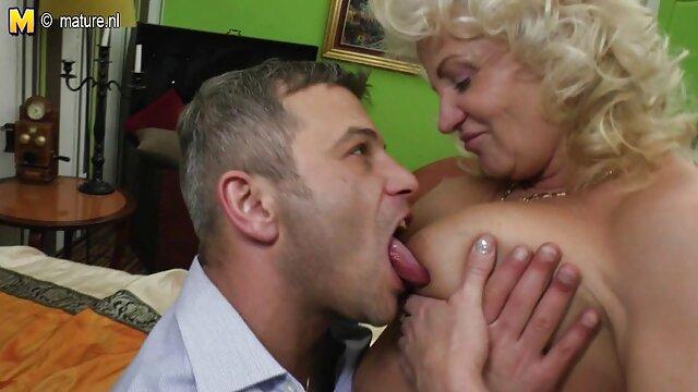 El ladrón tímido y dulce obtiene una videos de sexo en español enorme polla