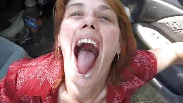 La estadounidense porno español por dinero Gilf Sindee Dix se pone cachonda en pantimedias
